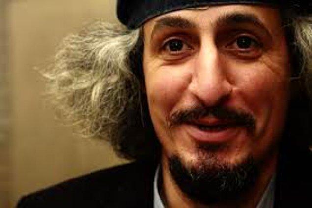 """1. İran'ın """"Bob Dylan""""ı Mohsen Namjoo"""