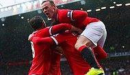 Manchester Derbisinde Zafer United'ın