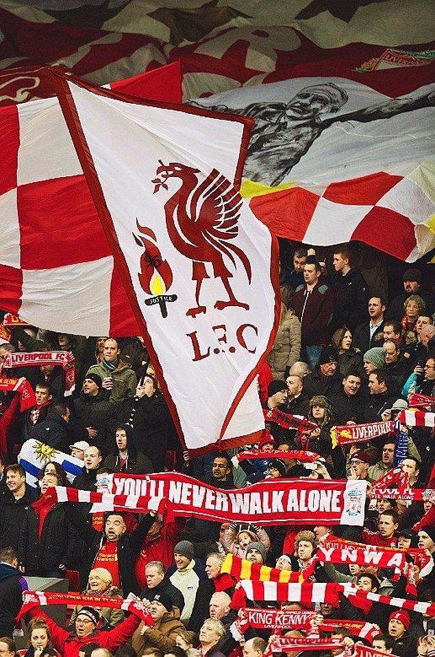 20. Liverpool