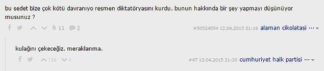 14. Ekşi Sözlük kurucusu Sedat Kapanoğlu'nu şikayet eden bir yazar