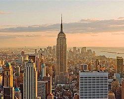 1930 Yılında Empire State Binası'nı İnşa Etmek İçin Ölümü Göze Alarak Çalışan İşçiler