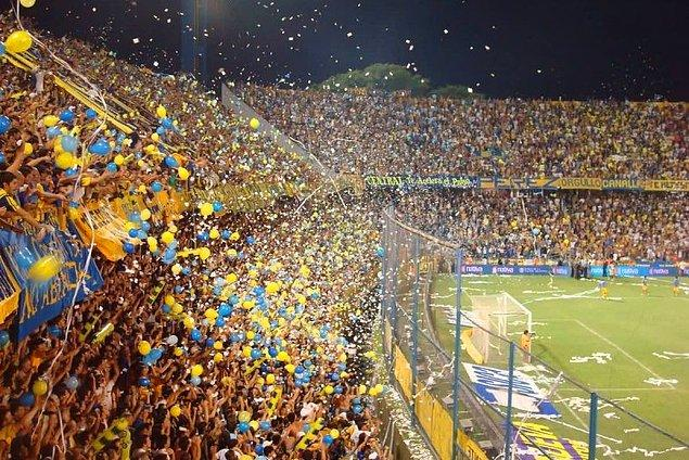 8. Rosario Central