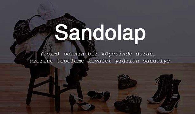 9. Sandolap