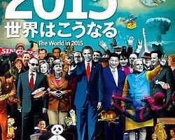 The Economist Dergisi'nin Gizli Mesajlar İçeren 2015'te Olacaklar Kapağı