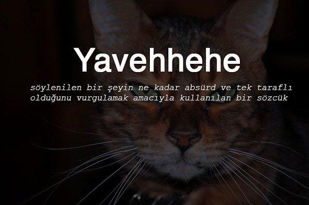 18. Yavehhehe