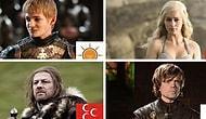 Dizi ve Film Karakterlerinin Olası Seçmen Profillerini Gösteren 18 Caps