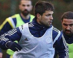 Fenerbahçe'de Diego Sevinci