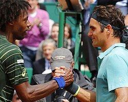 Roger Federer Monte Carlo'ya Erken Veda Etti