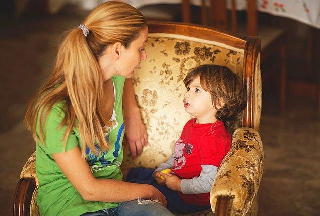 """4. """"Benim çocuklarla aram çok iyidir"""" diyen kadınların ekseriyeti Duygu'dur."""
