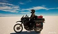 Motosikleti ile 500 Günde Arjantin'den Alaska'ya Yolculuk Yapan Adam!