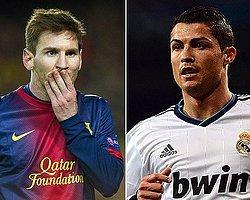 """Pele: """"Takımıma Cristiano'yu Değil Messi'yi Alırım"""""""