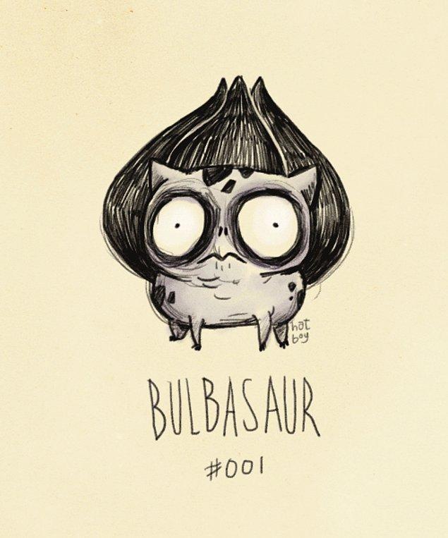 1. Bulbasaur