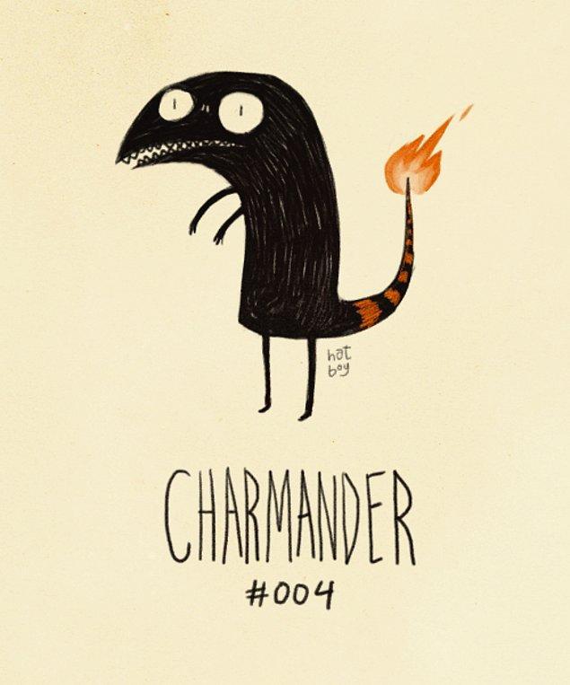 4. Charmander