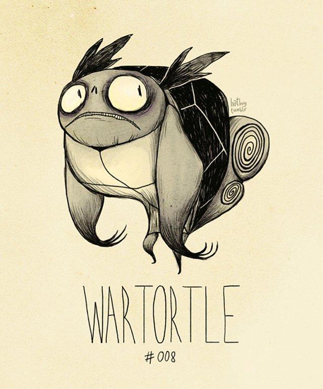 8. Wartortle