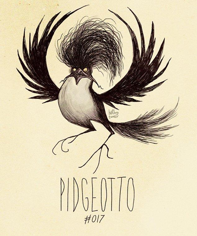 17. Pidgeotto