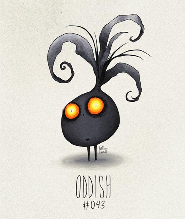 43. Oddish
