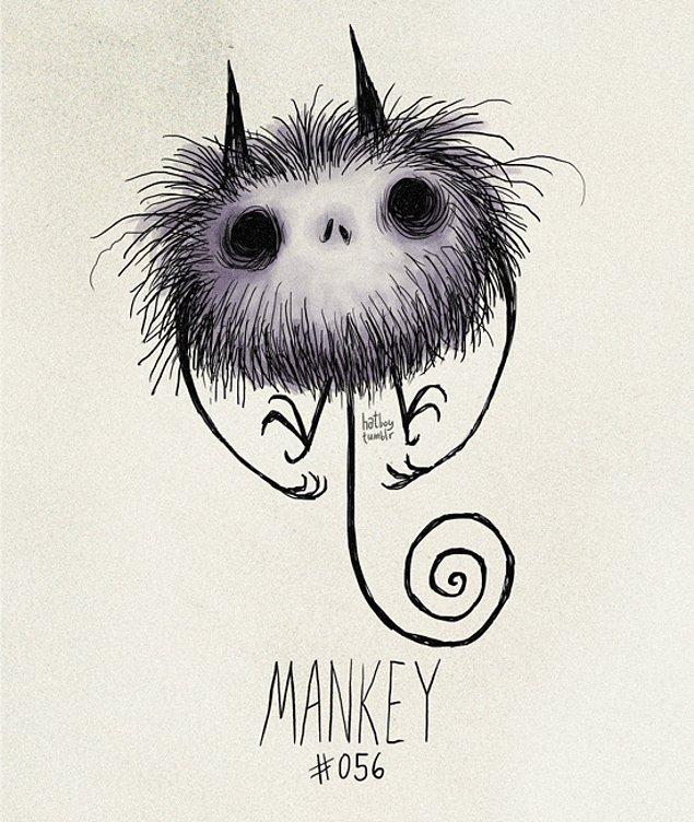 56. Mankey