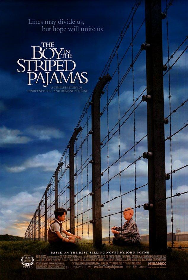 14. The Boy in the Striped Pyjamas - Çizgili Pijamali Çocuk (2008)