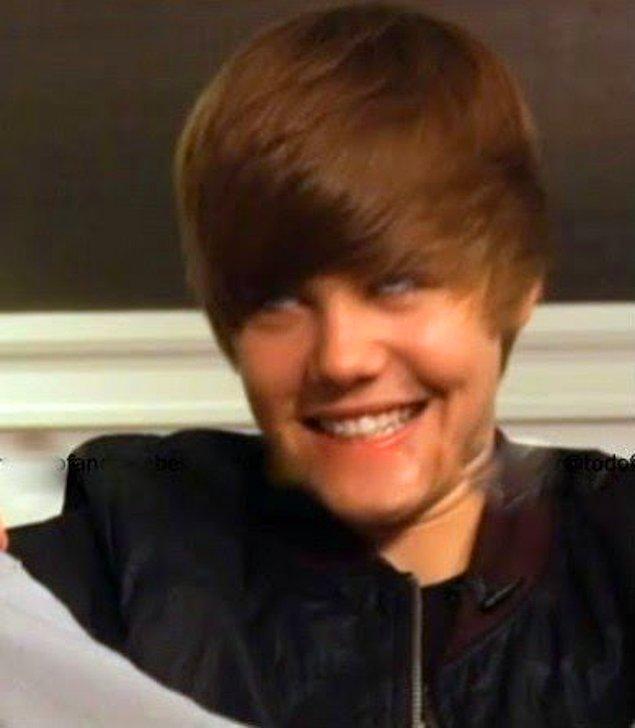 6.Justin Bieber