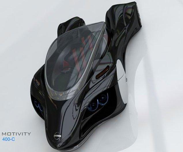 7. Nissan Motivity 400C