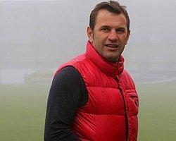 Okan Buruk'tan Galatasaray'a Gözdağı
