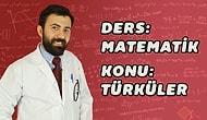Türküleri Denklemlerle Açıklayan Matematik Hocası