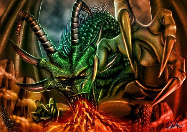 Dragon Blast - Ejdarha Blast