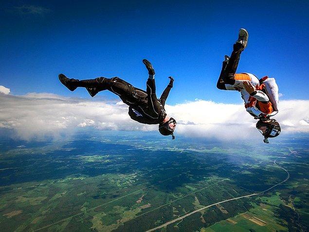 19. Bazen de 3000 metrede altüst olmanız gerekebilir.