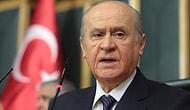 Bahçeli: 'Soykırım Türkiye'nin Gündeminden Düşmelidir'