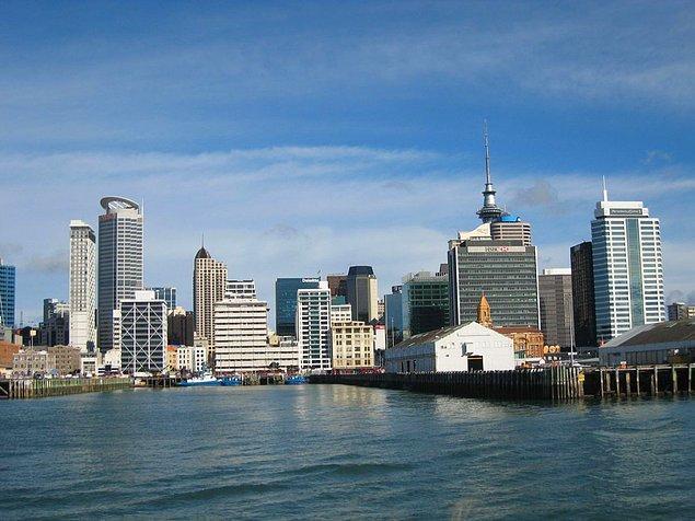 9- Yeni Zelanda