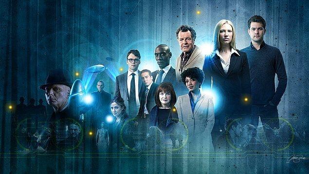19. Fringe   (2008–2013)   IMDB / 8,5