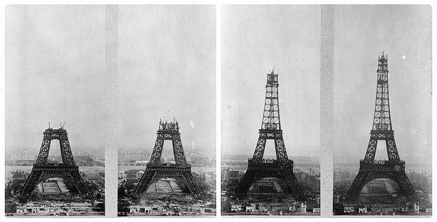 22. Bonus - 1888 Yılından Eyfel Kulesi