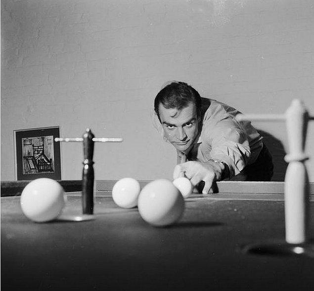 17. Sean Connery 1962
