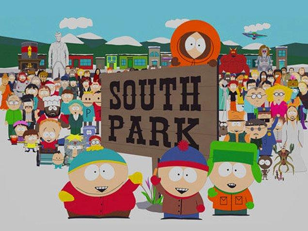 10. South Park