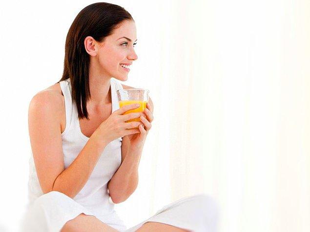 4. Kahvaltı kalori yakımına yardımcı olur