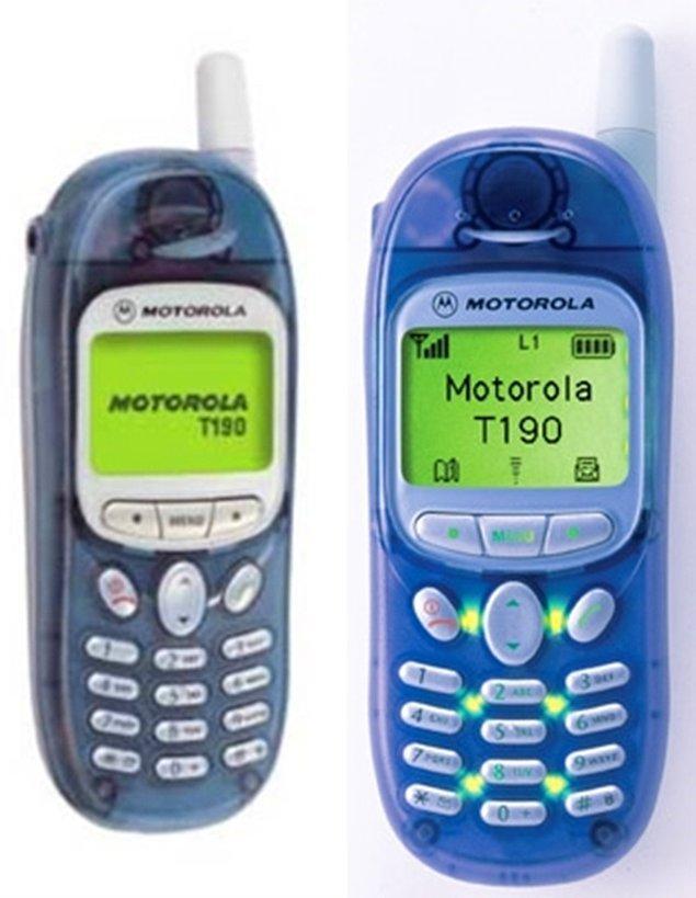 25. Motorola T190