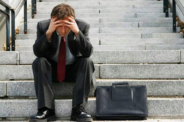 13. Başarısızlığı vazgeçmenin işareti olarak görmek
