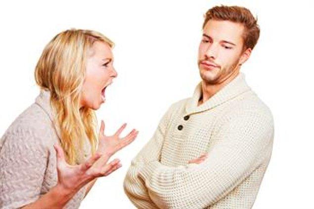 9. Çok Konuşan Birinin Sözünü Bir Türlü Bitirememesi