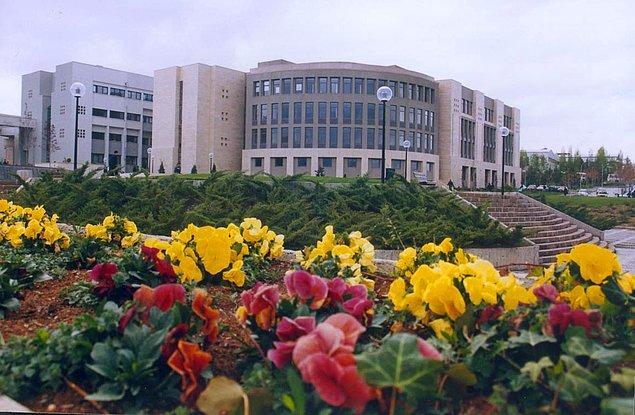 1- Bilkent Üniversitesi