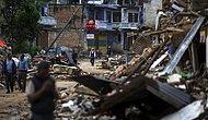 Nepal'de Can Kaybı 5 Bin 500'ü Aştı...