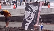 Şaşırmaya Hazır Mısın? 10 Adımda Bruce Lee Tablosu Yapan Sokak Sanatçısı