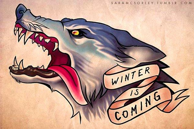 30. Bu sene de ne kış yaptı be!