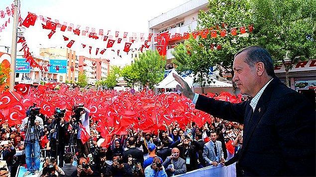 6. HDP ve CHP Erdoğan'ı Şikayet Etti