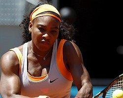 Serena'dan Azarenka Karşısında Dramatik Galibiyet