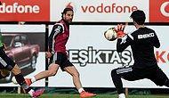 ''Maçta Penaltı Vermiyorlar, Bari Burada Verin''