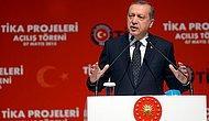 Erdoğan'dan Oyuncu Defne Halman'a: 'Siz Kimin Bağından Kimi Kovuyorsunuz?'