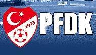 PFDK, Fenerbahçe'ye Tribün Kapatma Cezası Verdi