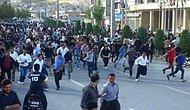 İran'da Kürtler ayaklandı