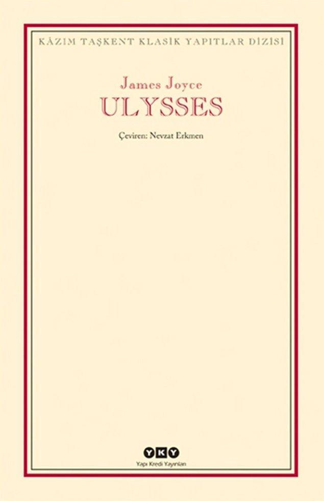4. Ulysses – James Joyce