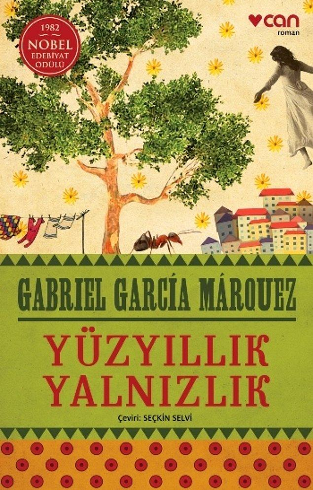 6. Yüzyıllık Yalnızlık – Gabriel Garcia Marquez